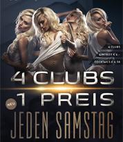 2 CLUBS - 1 PREIS